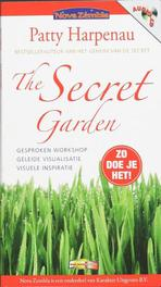 The Secret Garden 2 CD luisterboek gesproken workshop, geleide visualisatie, visuele inspiratie, Patty Harpenau, Luisterboek