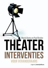 Theaterinventies voor veranderaars Oostra, Marck, Paperback