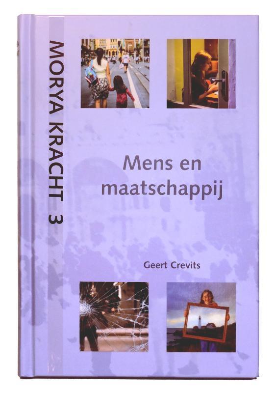 Mens en maatschappij Geert Crevits, Hardcover