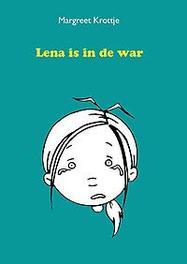 Lena is in de war Margreet Krottje, Paperback