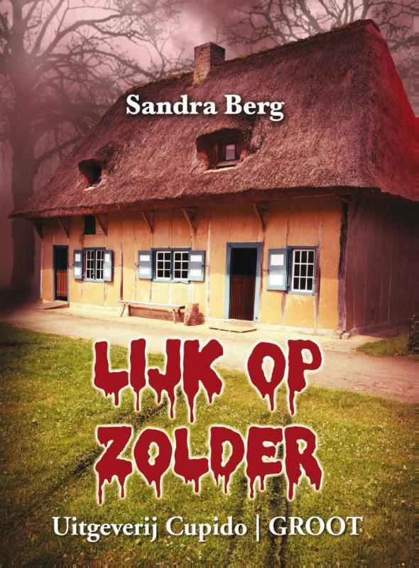 Lijk op zolder Berg, Sandra, Paperback