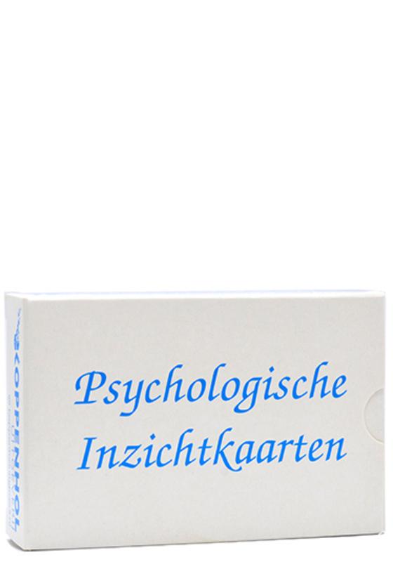 Psychologische inzichtkaarten 78 inzichtkaarten, Nijssen, D., Losbladig