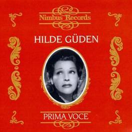 PRIMA VOCE Audio CD, HILDE GUDEN, CD