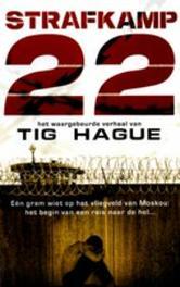Strafkamp 22 T. Hague, Paperback