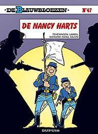 BLAUWBLOEZEN 47. DE NANCY HARTS BLAUWBLOEZEN, LAMBIL, WILLY, CAUVIN, RAOUL, Paperback