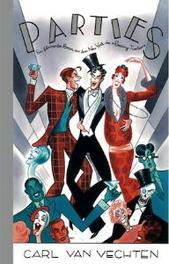 Parties een dronkemansrit door het New York van de 'roaring twenties', Dowell, Coleman, Hardcover