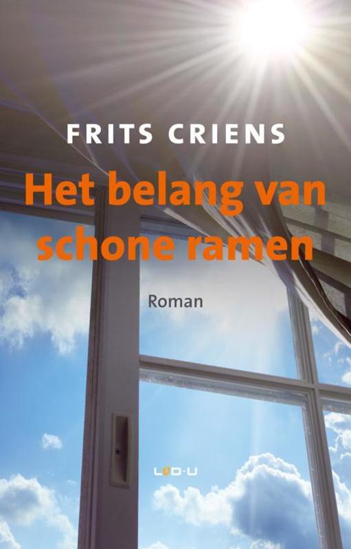 Het belang van schone ramen roman, Frits Criens, Paperback