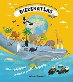 Dierenatlas de kleurrijke dierenwereld in zeven uitvouwplaten, Tůma, Tomáš, Hardcover