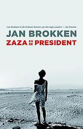 Zaza en de president Brokken, Jan, Paperback