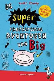 De superfantastische avonturen van Big Emer Stamp, Hardcover