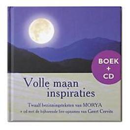 Volle maan inspiraties, Geert Crevits, Hardcover