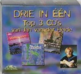 Drie in een top drie CD's van Jan van der Heide, Jan C. van der Heide, onb.uitv.
