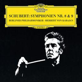 SYMPHONIES NO.8 & 9 BERLINER PHILHARMONIKER/HERBERT VON KARAJAN Audio CD, F. SCHUBERT, CD