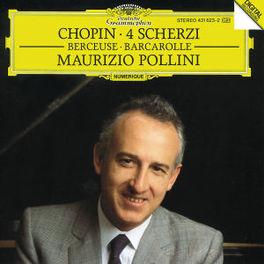 4 SCHERZI MAURIZIO POLLINI Audio CD, F. CHOPIN, CD