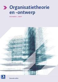Organisatietheorie en -ontwerp DAFT, R.L., Paperback