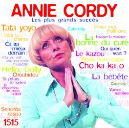 LES PLUS GRANDS SUCCES Audio CD, ANNIE CORDY, CD