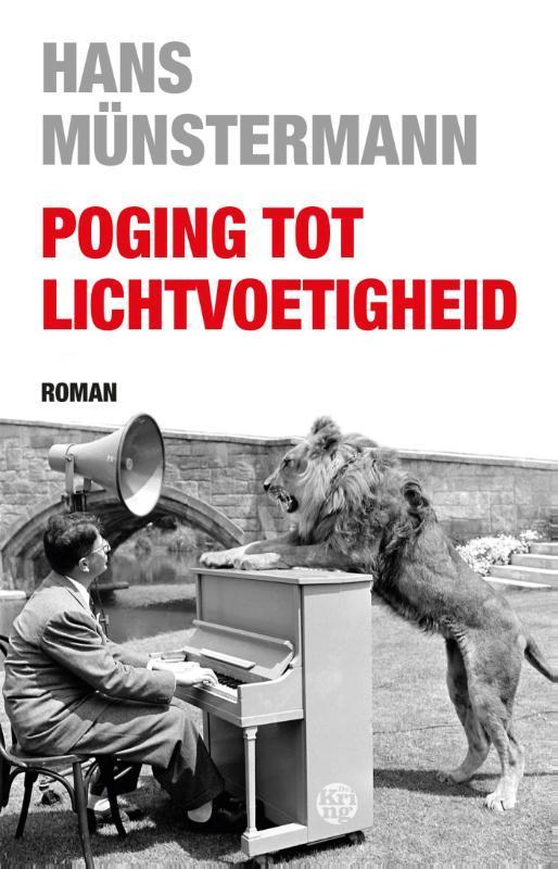 Poging tot lichtvoetigheid Münstermann, Hans, Paperback