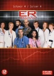 E.R. - Seizoen 4, (DVD) PAL/REGION 2-BILINGUAL TV SERIES, DVD