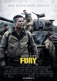 Fury, (Blu-Ray)