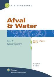 Milieuwetboek afval & water, Smout, Leopold, Paperback