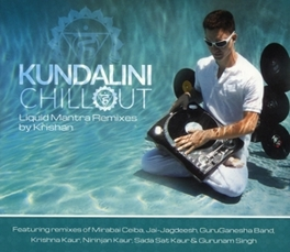 KUNDALINI CHILLOUT LIQUID MANTRA KRISHAN, CD