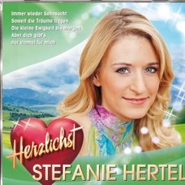 HERZLICHST STEFANIE HERTEL, CD