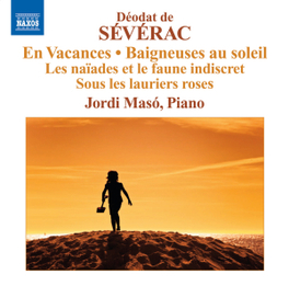 PIANO MUSIC VOL.2 JORDI MASO SEVERAC, CD