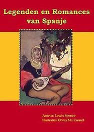 Legenden en romances van Spanje Lewis Spence, Paperback