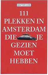 111 plekken in Amsterdam...