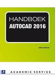 Basiscursus AutoCAD 2016 en LT 2016 Weistra, Harold, Paperback