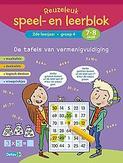 Reuzeleuk speel- en leerblok: De tafels van vermenigvuldiging 2de leerjaar Groep 4 7-8 jaar