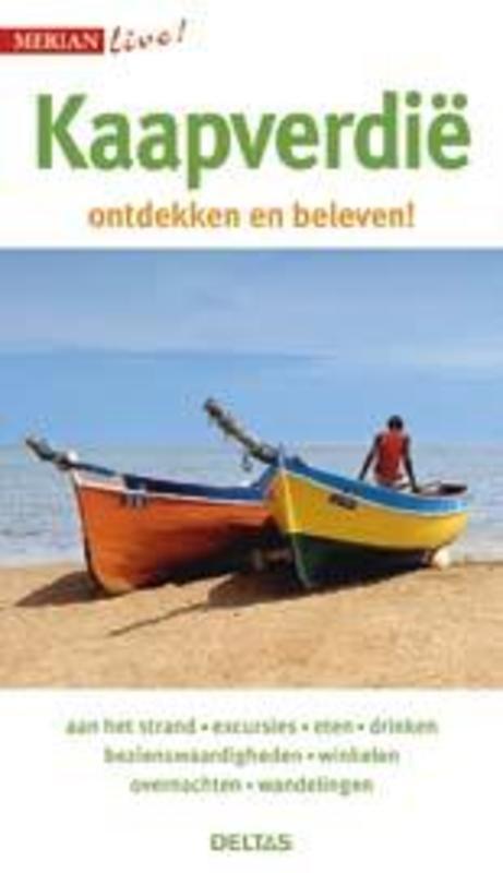 Kaapverdië Kaapverdië ontdekken en beleven!, Lipps, Susanne, Paperback