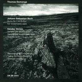 COMPOSITIONS BY BACH .... ...AND SANDOR VERESS Audio CD, THOMAS DEMENGA, CD