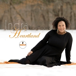 HEARTLAND *DEBUT FOR DANISH JAZZ AWARD WINNING PUORTO/AMERICAN* RIOS-MOORE, INDRA, CD