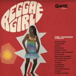 REGGAE GIRL -LP+CD- 180G VINYL WITH 4 BONUS TRACKS TENNORS, Vinyl LP
