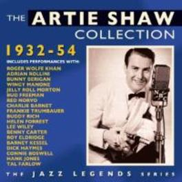 ARTIE SHAW COLLECTION.. .. 1932-54 ARTIE SHAW, CD