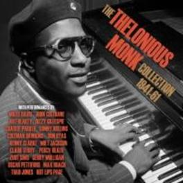 COLLECTION 1941-61 THELONIOUS MONK, CD