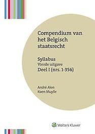 Compendium van het Belgisch staatsrecht (Syllabusuitgave) (2 boekdelen) Muylle, Koen, Paperback