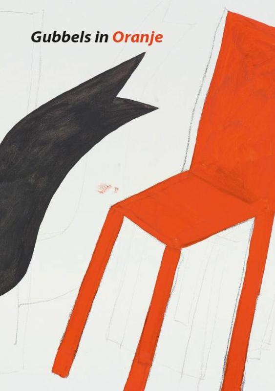 Gubbels in Oranje Werner van den Belt, Hardcover