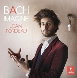 IMAGINE JEAN RONDEAU J.S. BACH, CD