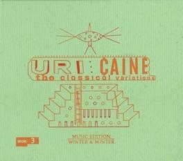 CLASSICAL VARIATIONS Audio CD, CAINE, URI -ENSEMBLE-, CD