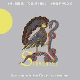 SIRVENTES W/DARGENT MANU/YOUSSE HBEIS THERON, CD