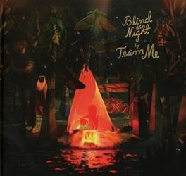 BLIND AS LIGHT *2ND ALBUM FROM NORWEGIAN POWER-POP ENSEMBLE* TEAM ME, CD