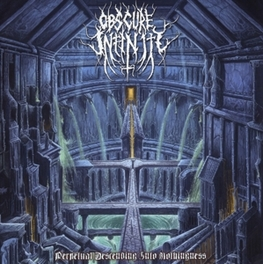 PERPETUAL DESCENDING INTO NOTHINGNESS OBSCURE INFINITY, CD