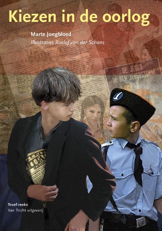Kiezen in de oorlog Jongbloed, Marte, Paperback