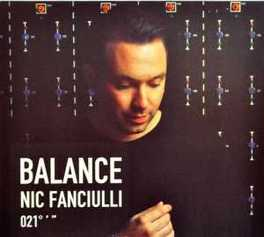 BALANCE 021 MIXED BY NIC FANCIULLI/W:SIS/SAMU.L/&ME/AND.ID/& MORE V/A, CD