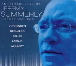 JEREMY SUMMERLY JEREMY SUMMERLY, CD