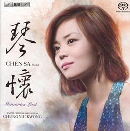 MEMORIES LOST TAIPEI CHINESE ORCHESTRA/CHUNG YIU-KWONG CHEN SA, CD