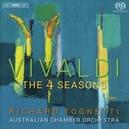 FOUR SEASONS -SACD- AUSTRALIAN CHAMBER ORCHESTRA/TOGNETTI