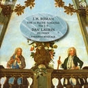 12 FLUTE SONATAS DAN LAURIN/PARADISO MUSICAL